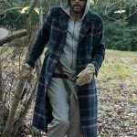 The Walking Dead Season 10 Jeffrey Dean Morgan Plaid Coat