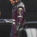 Thor Love Thunder Chris Pratt Leather Coat