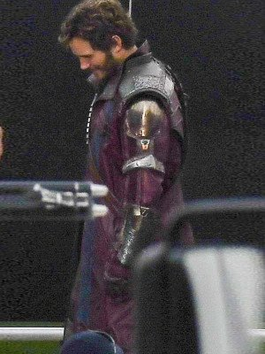 Thor Love Thunder Peter Quill Coat