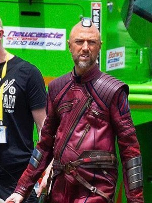Thor Love and Thunder Sean Gunn Jacket