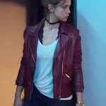 Who-Killed-Sara-Carolina-Miranda-Maroon-Leather-Jacket-1000x1000h