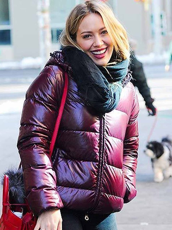 Younger Kelsey Peters Puffer Hooded Jacket