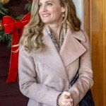 A Godwink Christmas Second Chance, First Love Brooke D'Orsay Wool Coat