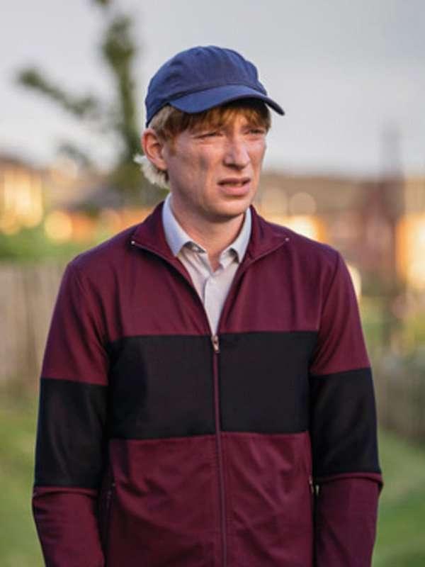 Domhnall Gleeson Frank of Ireland Bomber Jacket