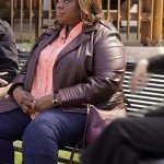 Good Girls Retta Leather Jacket