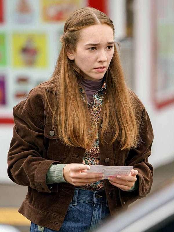 Holly Taylor Manifest Corduroy Jacket