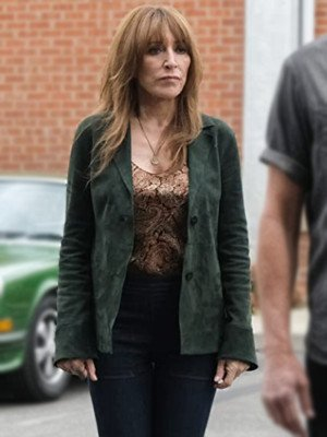 Annie Katey Sagal Rebel Annie Green Jacket