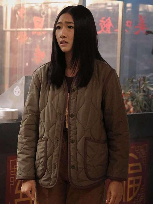 Kung Fu Olivia Liang Jacket