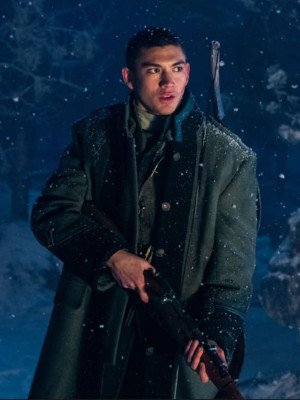 Shadow and Bone Archie Renaux Coat