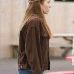 Manifest Angelina Meyer Brown Jacket