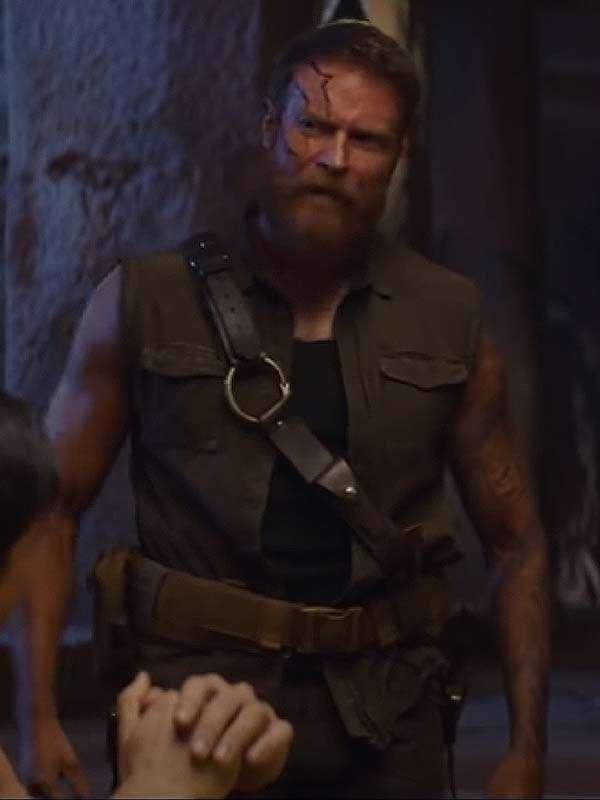 Mortal Kombat 2021 Kano Vest