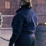 Queen Latifah The Equalizer Blue Jacket