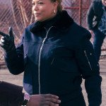 Robyn McCall The Equalizer Queen Latifah Blue Jacket
