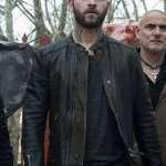 Suburra Alessandro Borghi Leather Jacket