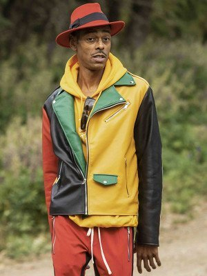 Teck Holmes The Challenge All Stars Jacket