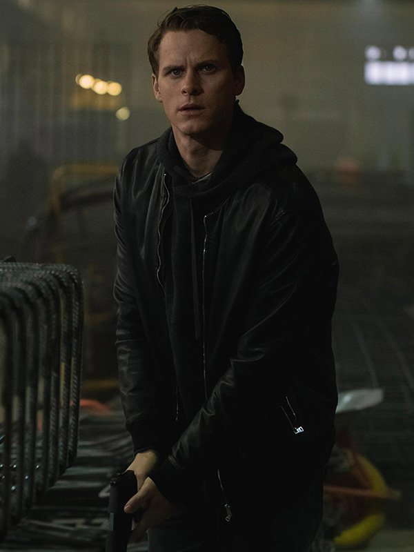 Adam Pålsson Black Jacket