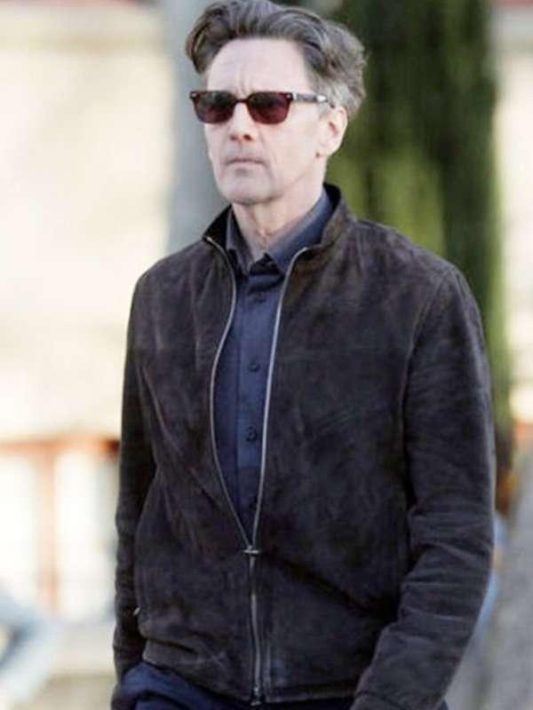 Andrew Mccarthy Leather Jacket