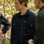 Angus MacGyver MacGyver Suede Leather Jacket