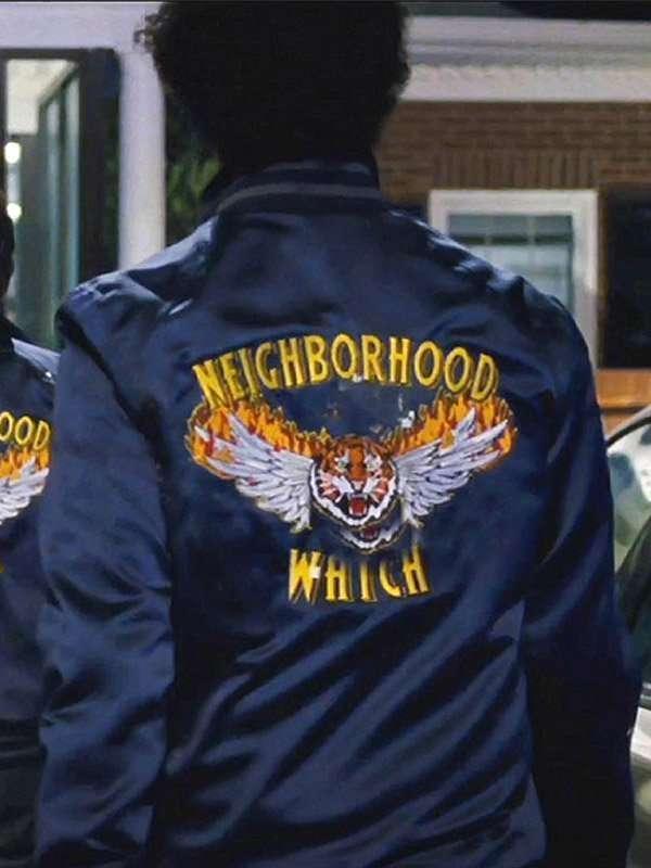Ben Stiller The Watch Neighborhood Jacket