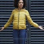 Doctor Who Pearl Mackie Puffer Jacket