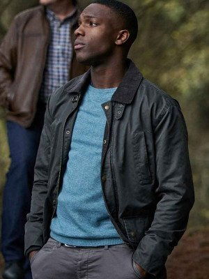 Doctor Who Ryan Sinclair Cotton Jacket