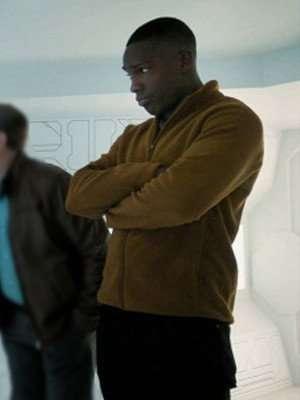 Doctor Who Ryan Sinclair Yellow Jacket