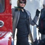 Emma Stone Cotton Coat