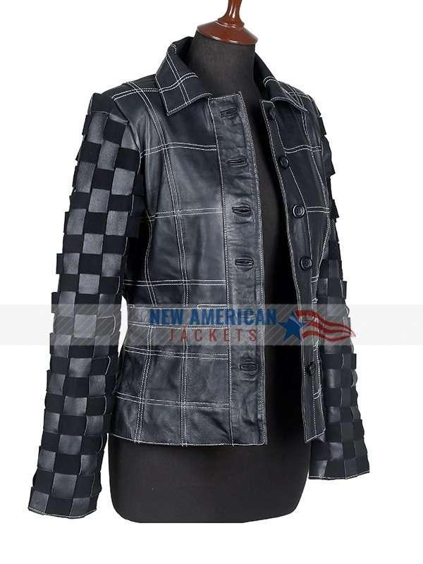 Cruella Emma Stone Black Jacket