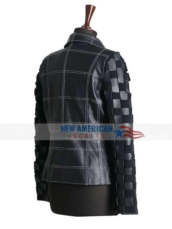 Cruella de Vil Leather Jacket