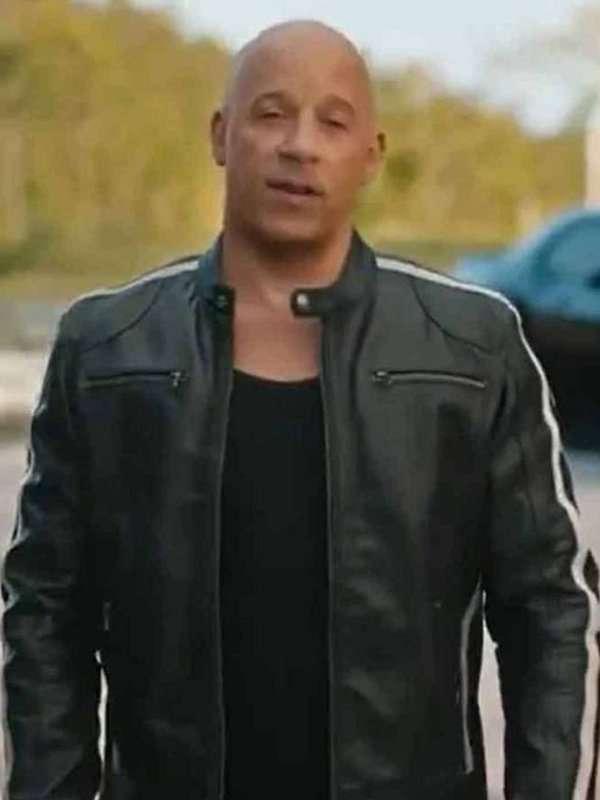 F9 Dominic Toretto Black Jacket