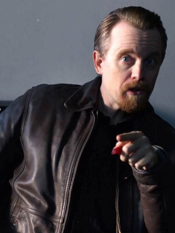 Good Girls David Hornsby Leather Jacket