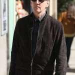 Good Girls Mr. Fitzpatrick Suede Leather Jacket
