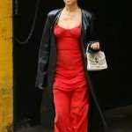 Jordan Alexander Gossip Girl Black Trench Coat