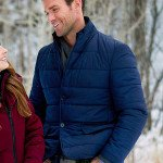 Kevin Mcgarry Winter Love Story Elliot Blue Jacket