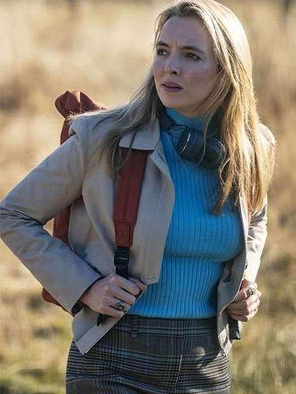 Killing Eve Season 03 Jodie Comer Cotton Jacket