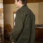 Love Victor Benjamin Benji Campbell Green Jacket