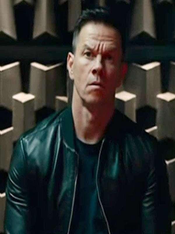 Mark Wahlberg Infinite Leather Jacket