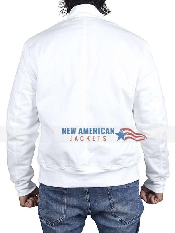 Men's Marshmello Bomber Jacket