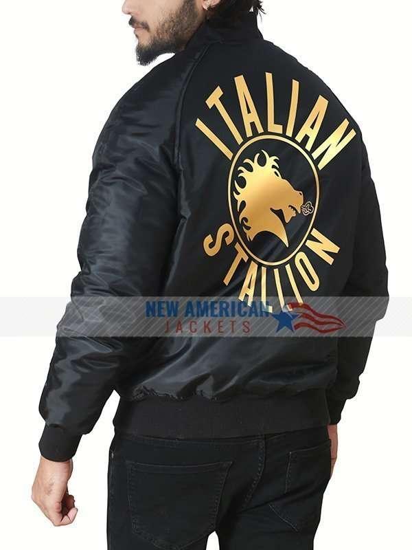 Rocky III Italian Stallion Bomber Jacket