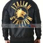 Rocky III Italian Stallion Jacket