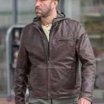 Umbre Season 3 Serban Pavlu Leather Jacket