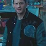 Venom 2 Eddie Brock Detroit Lions Jacket