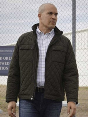 Coby Bell Quilted Jacket