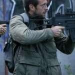 War of the Worlds Season 2 Jonathan Gresham Military Green Moore Jacket