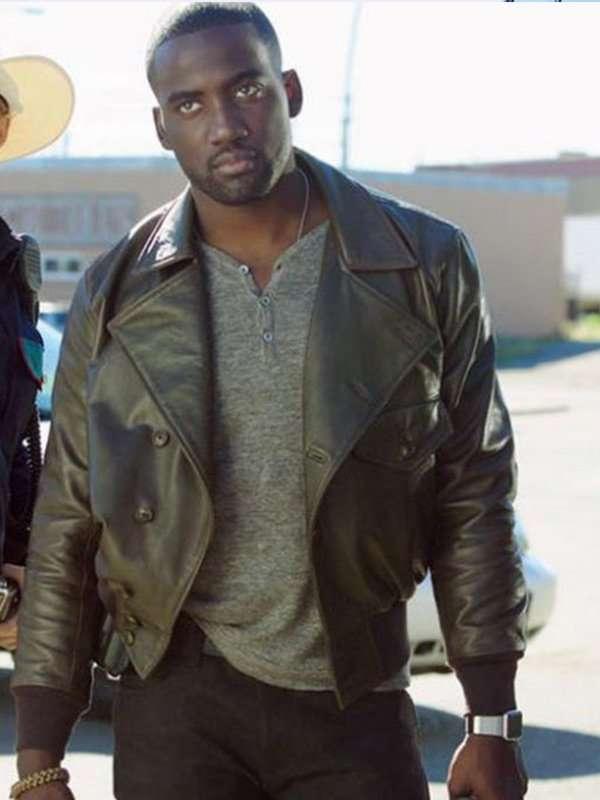 Wynonna Earp Agent Dolls Brown Leather Jacket