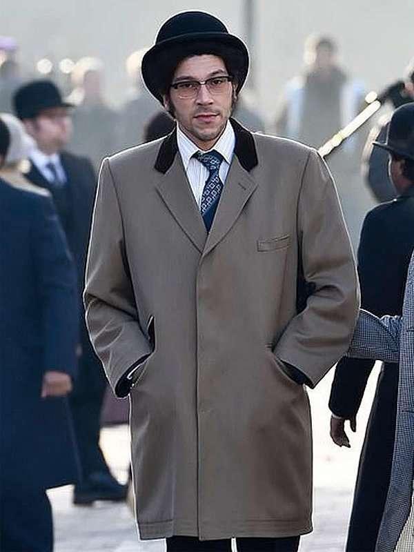 joel fry cruella jasper grey coat