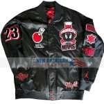 Air Jordan Black Bomber Jacket
