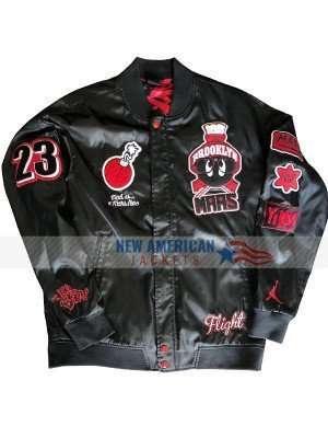 Air Jordan WB Marvin The Martian Bomber Jacket