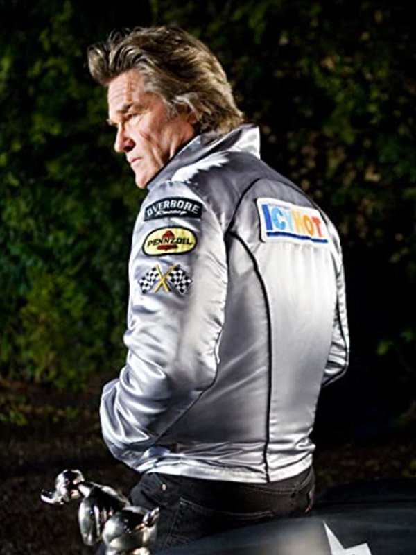 Death Proof Stuntman Mike Icy Hot Jacket