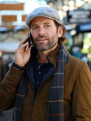 Deliver by Christmas Eion Bailey Brown Jacket